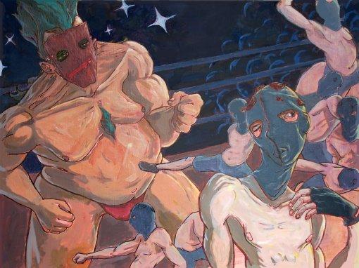 wrestlers delight